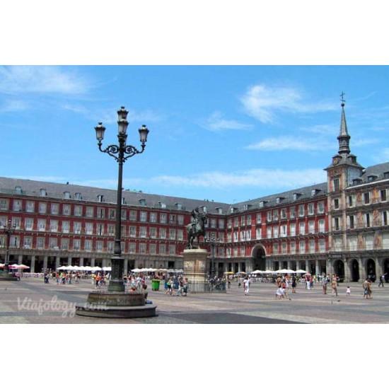 Habsburg Madrid on foot