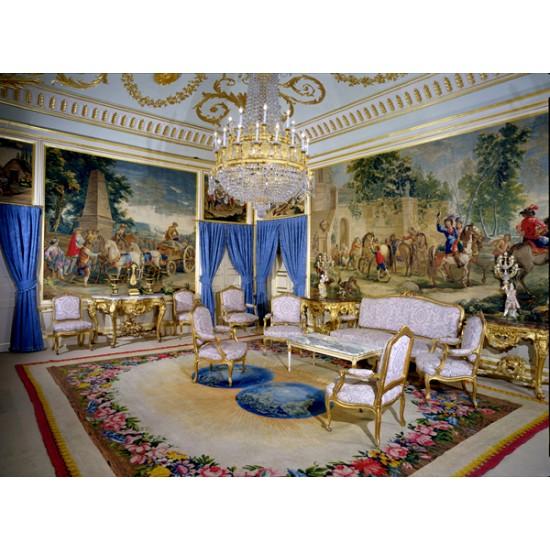 Visite guidée au Palais du...