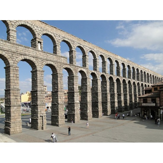 Segovia guided tour