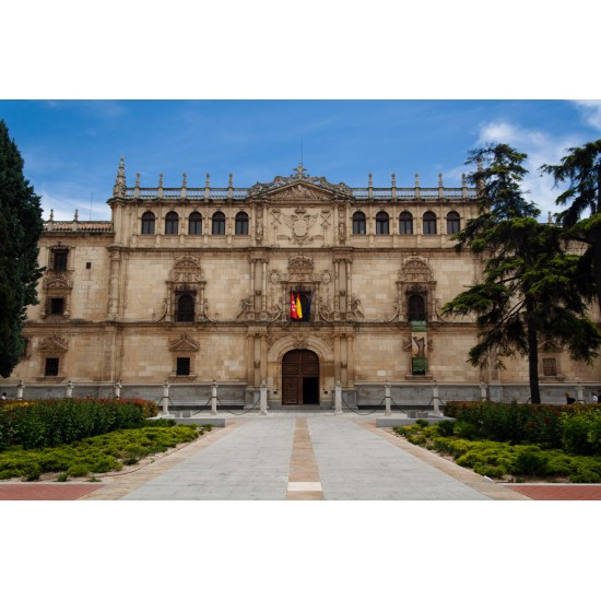 Visit to Alcala de Henares