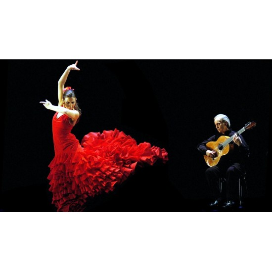 Flamenco à Madrid