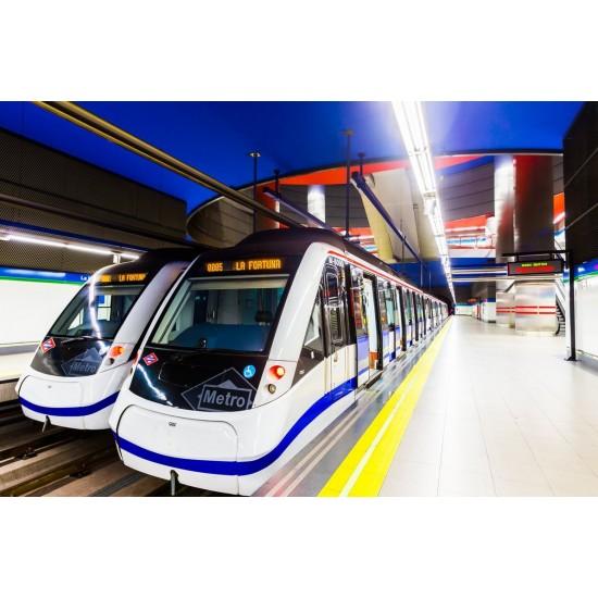 "Madrid subway ""Metro"""