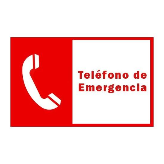 Teléfonos de Emergencias